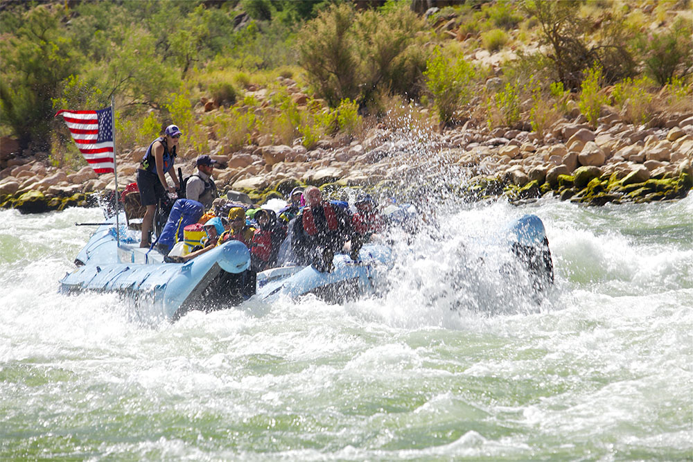 Grand Canyon Rafting Experience | Colorado River White Water Rafting
