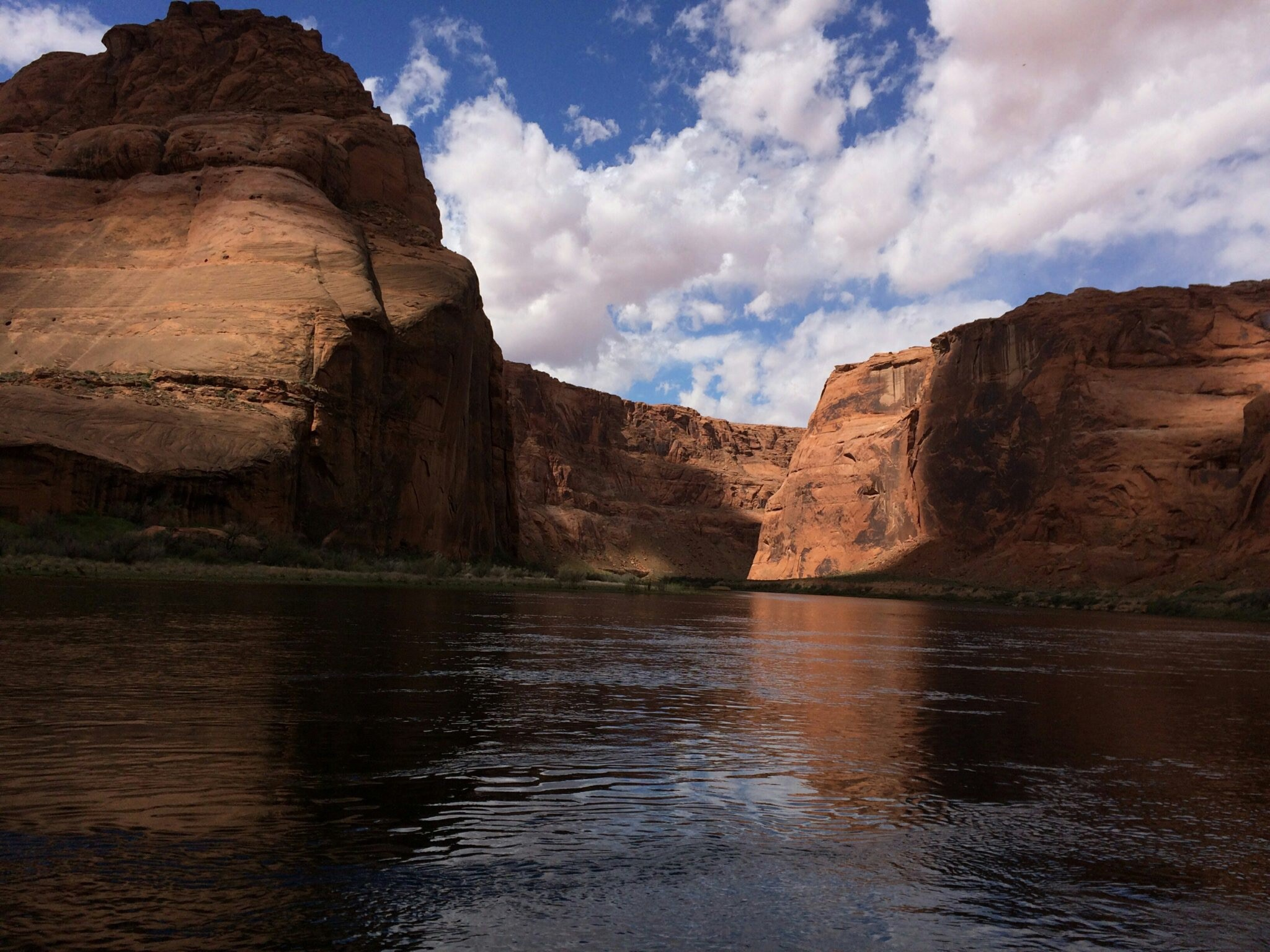 Horseshoe Bend from the River
